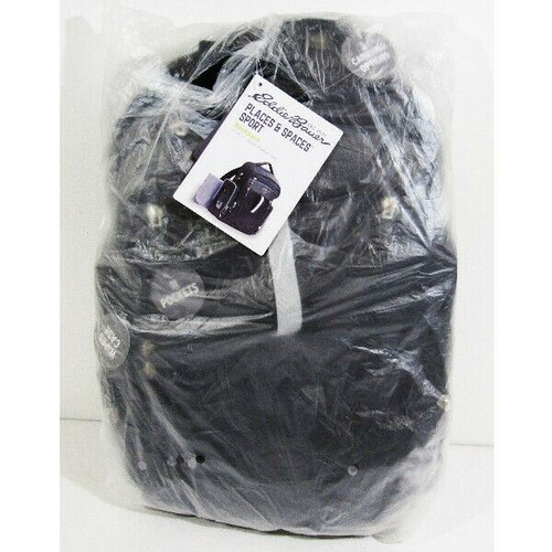 Eddie Bauer Places & Spaces Sport Diaper Backpack NEW IN PACKAGE 17x14x7