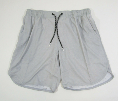 Legends Gray Men's Athletic Luka Shorts w/ Pockets NWT Size L