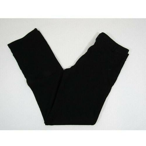 Betabrand Women's Black Dress Pant Yoga Pants NWT Size M