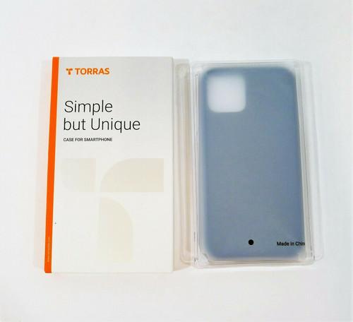Torras Black Simple but Unique iPhone 11 Pro Case - NEW