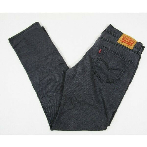 Levi Strauss & Co. 511 Men's Gray Jeans Size W33 x L32