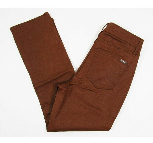 White House Black Market Brown Women's Boot Crop Pants NWT Size 4R