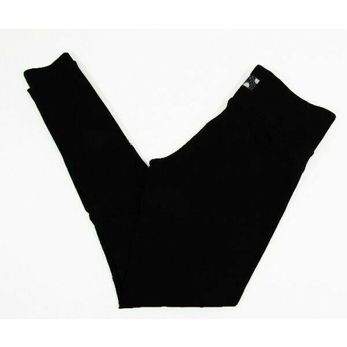 PINK by Victoria's Secret Women's Black Ultimate Yoga Pants Size Small