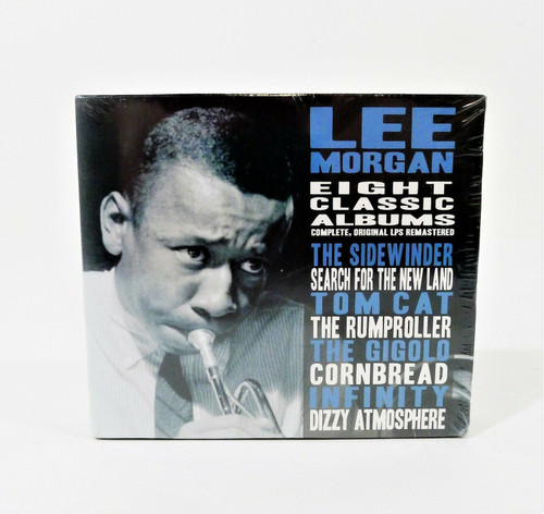 Lee Morgan Eight Classic Albums CD Set - NEW SEALED