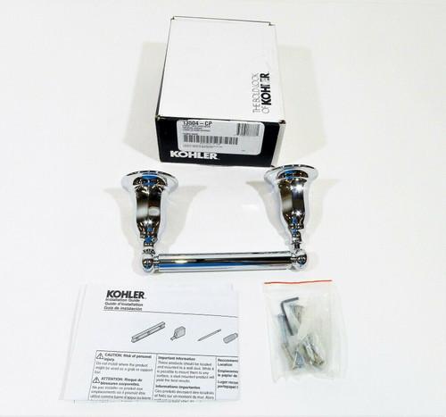 Kohler Kelston Toilet Paper Holder in Polished Chrome K-13504-CP - OPEN BOX