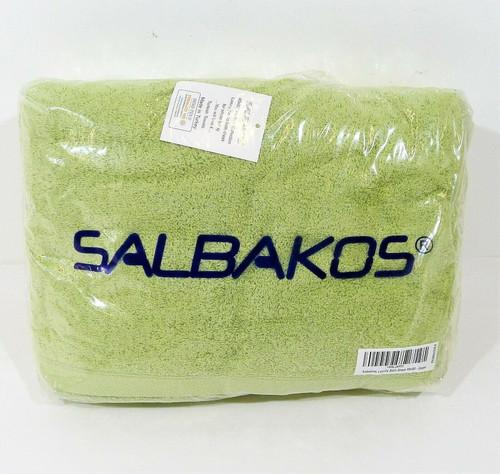"Salbakos Green Luxury Turkish Cotton Bath Sheet 40"" x 80"" - NEW"