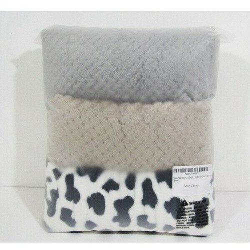 MatLeya 3 Pack Lightweight Fleece Dog Blankets Size L **NEW IN PACKAGE**