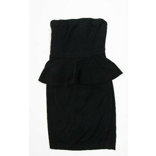 White House Black Market Women's Strapless/Sleeveless Cocktail Dress Size 4