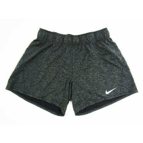 Nike Dri Fit Women's Black Athletic Workout Shorts Size Small