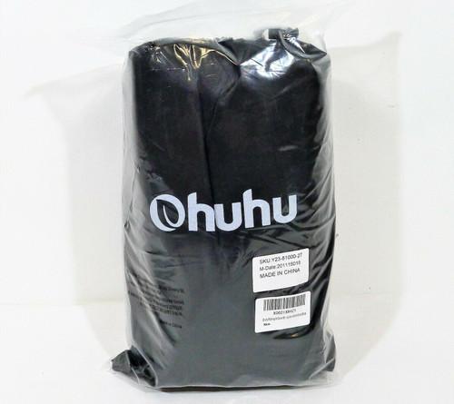 Ohuhu Black Universal Weather Waterproof Motorcycle Cover Y23-81000-27 NEW