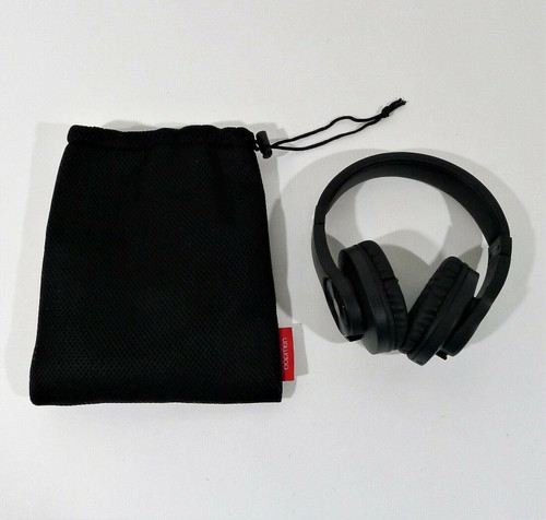Bopmen S80 Bluetooth Over Ear Headphones with Dustbag and Cord