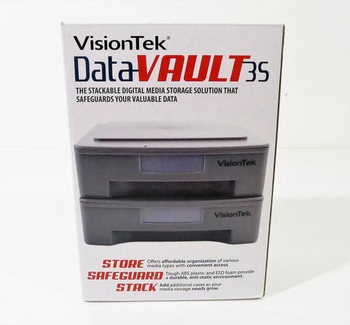VisionTek DataVault 35 Storage Box 900747 - OPEN BOX