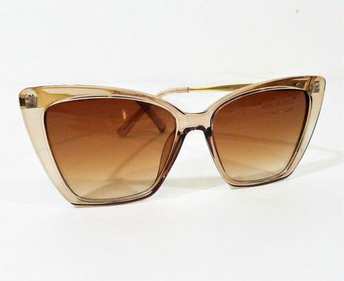 Mosanana Brown Sunglasses MS52028-C4 - OPEN BOX