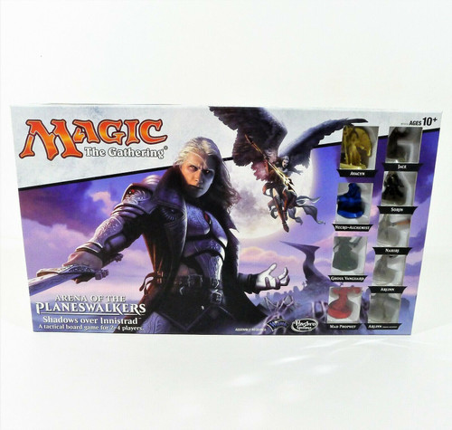Magic The Gathering: Arena of the Planeswalkers Game - MISSING PIECES SEE DESCR.