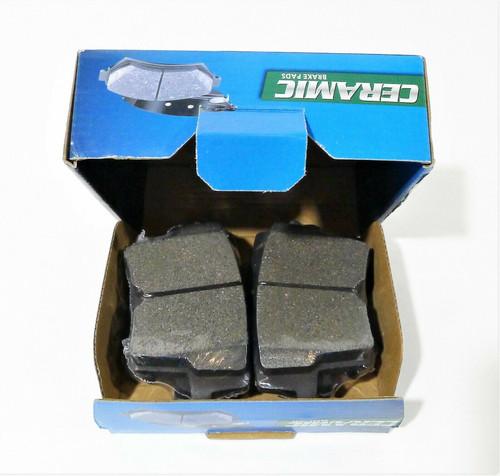 Durago Ceramic Rear Disc Brake Pads BP1057C - NEW