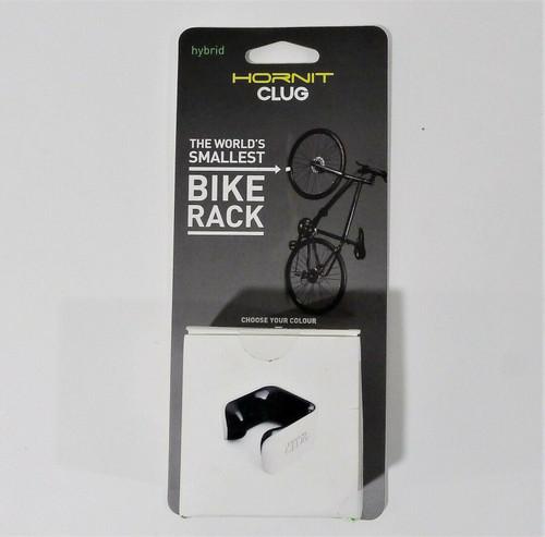 """Hornit Clug White And Black Hybrid Bike Rack Tires 1.3"""" - 1.7"""" - NEW SEALED"""
