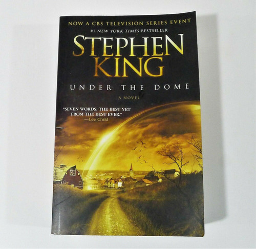 Under the Dome: A Novel Paperback Book By King, Stephen