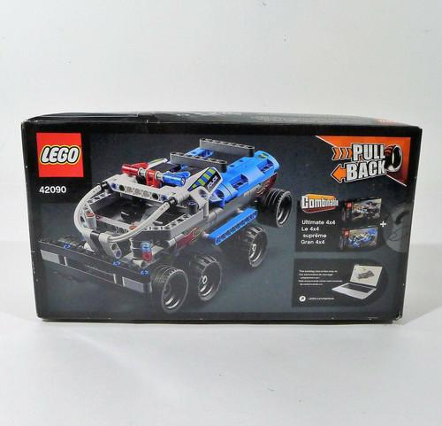 LEGO Getaway Truck Technic (42090)