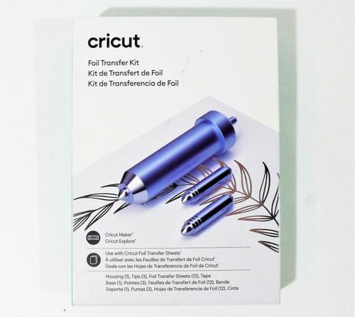 Cricut Transfer Kit Foil - NEW SEALED