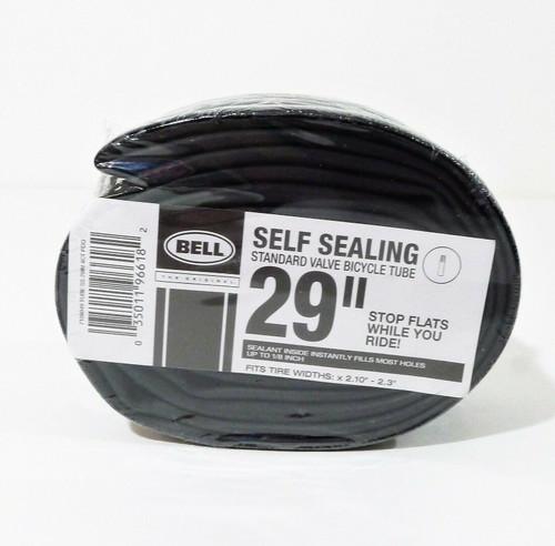 "Bell Self Sealing Standard Valve Bicycle Inner Tube 29"" x 2.10-2.3"" - NEW"