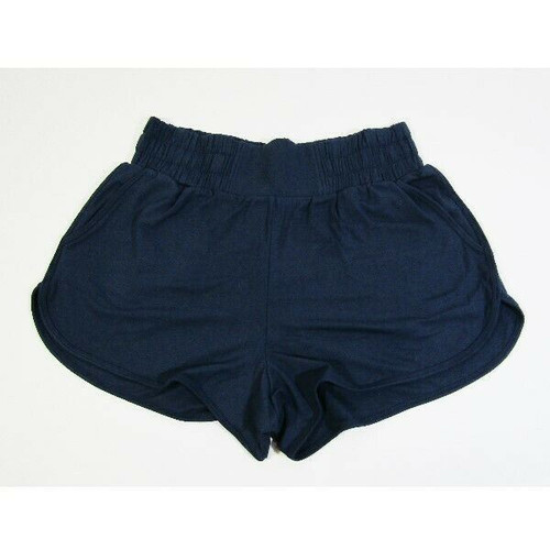 Fabletics Women's Navy Blue Zoey Shorts Size Medium **NEW WITH TAGS**