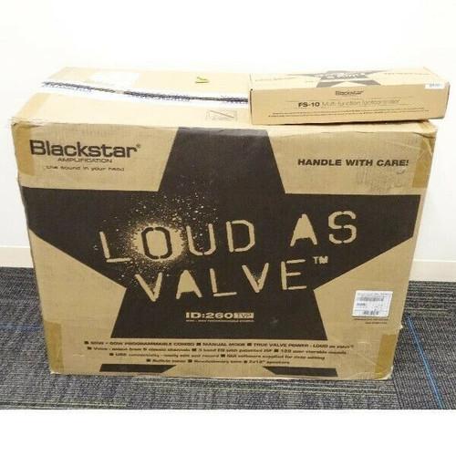 Blackstar ID:260 TVP 2x12 Guitar Combo Amplifier w/FS10 Footswitch  NEW OPEN BOX