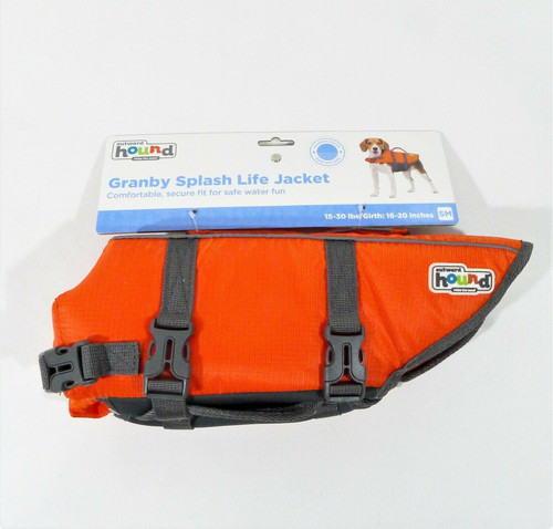 Outward Hound Dog Life Jacket Size Small 15-30 lbs  - NEW WITH TAGS