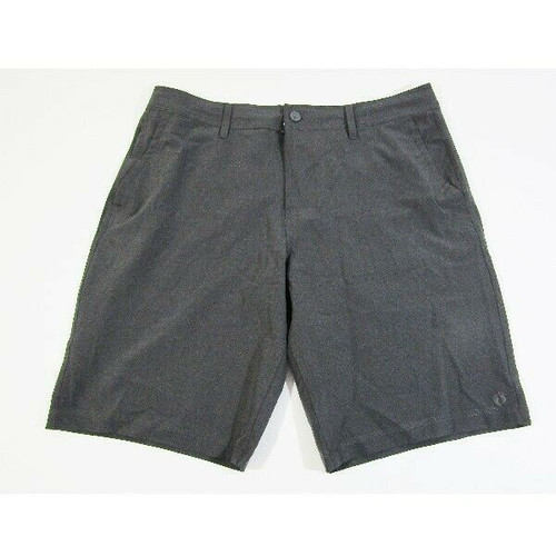 Hang Ten Men's Gray Hybrid Quick Dry Stretch Shorts Size 36 **NEW WITH TAGS