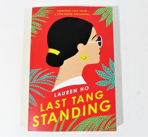 Last Tang Standing Paperback Book by Lauren Ho