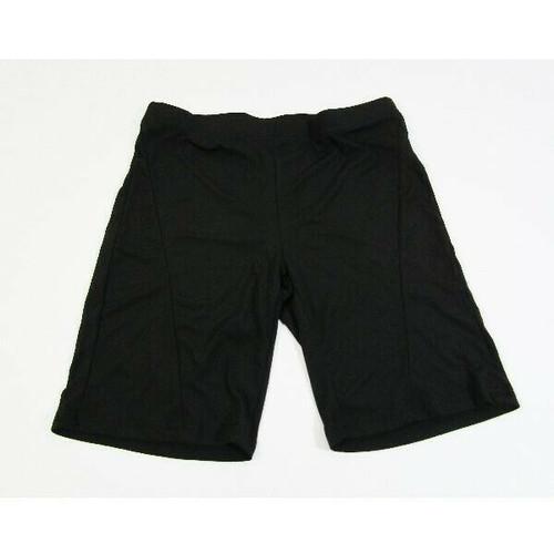 Shein Women's Black Lightweight Bike Shorts Size Medium **NEW IN PACKAGE**