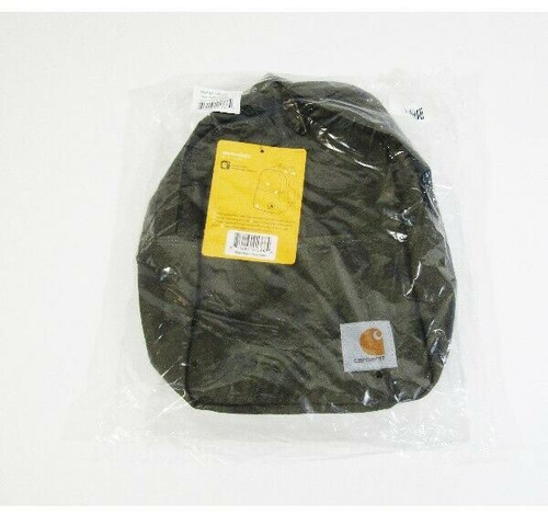 """Carhartt Duck Camo Miniature Backpack/Daypack 8"""" x 11.75"""" x 5"""" **NEW WITH TAGS**"""