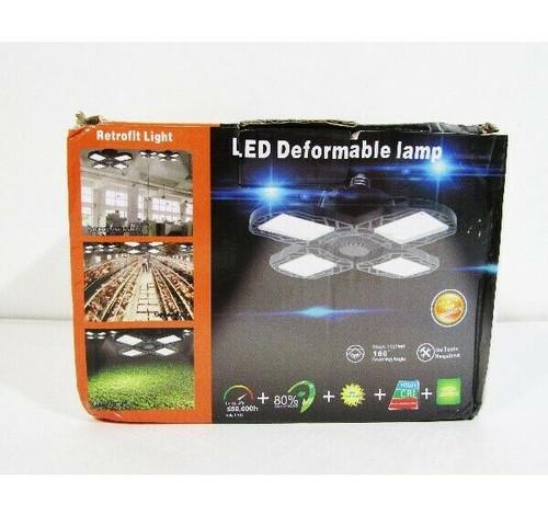 LED Deformable Lamp Retrofit Light **NEW, DAMAGED BOX**