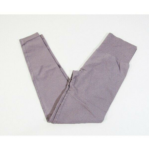 Suuksess Women's Lavender Scrunch Athletic/Yoga Leggings Size S **NEW IN PACKAGE
