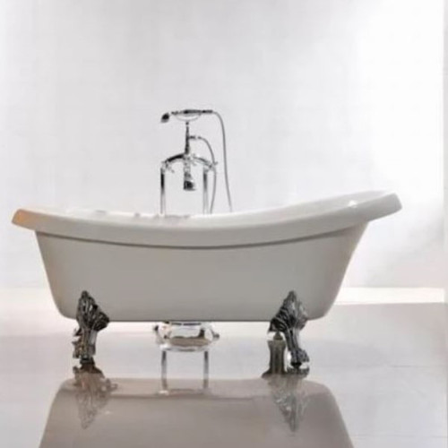Freestanding Clawfoot  Acrylic Tub  63''Lx27.5''Wx26''H - LOCAL PICKUP ONLY, AUSTIN TX