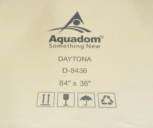 "Aquadom Daytona D8436 84"" x 36"" LED Bathroom Mirror LOCAL PICKUP ONLY, AUSTIN TX"