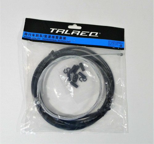 TRLREQ Bicycle DIY Ray Tube Set Brake Wire and Shift Cable Casing Set - NEW