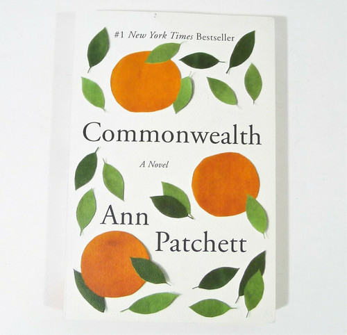 Commonwealth: A Novel Paperback Book by Ann Patchett