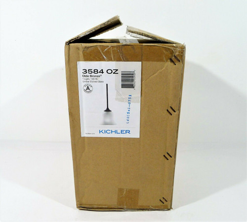Kichler Wedgeport Olde Bronze Mini Pendant Ceiling Light 3584OZ - OPEN BOX