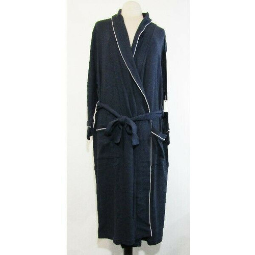 Amazon Essentials Women's Full Length Waffle Robe Size M/L **NEW IN PACKAGE**