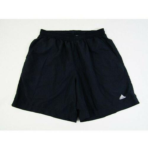 Adidas Men's Navy Blue Lightweight Activewear Shorts w/ Pockets Size Large