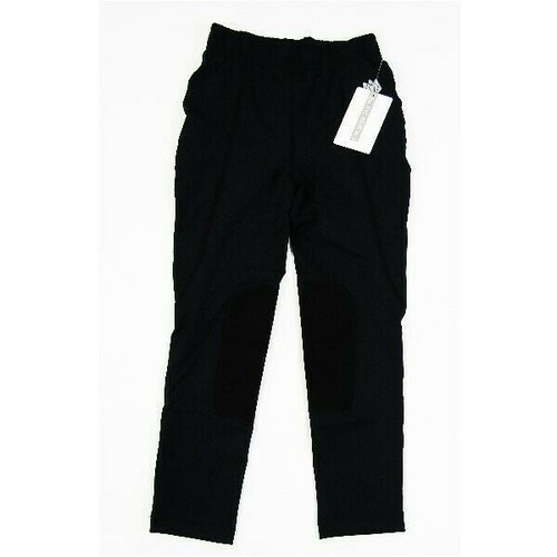FitsT4 Kids Black Riding/Equestrian Schooling Tights Size Small **NEW IN PACKAGE