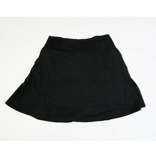 Yidarton Women's Black Pleated Tennis Skirt Size M **NEW WITH TAGS**