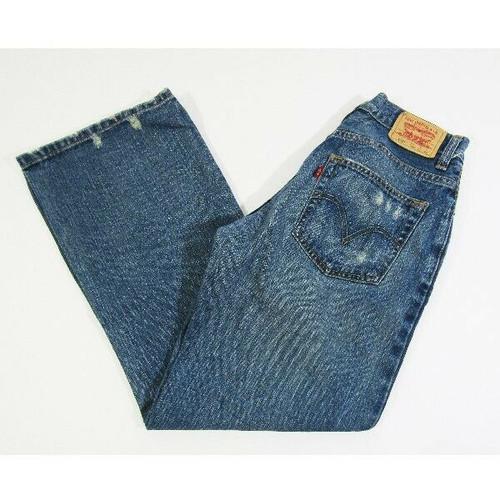Levi Strauss & Co. 527 Women's Medium Wash Bootcut Jeans Size 14 Regular