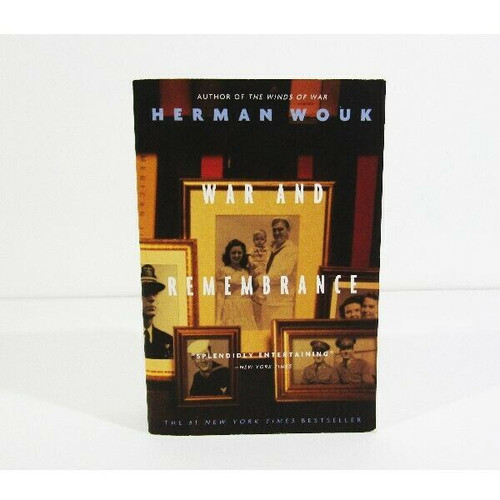 War And Remembrance by Herman Wouk Paperback Book 1978
