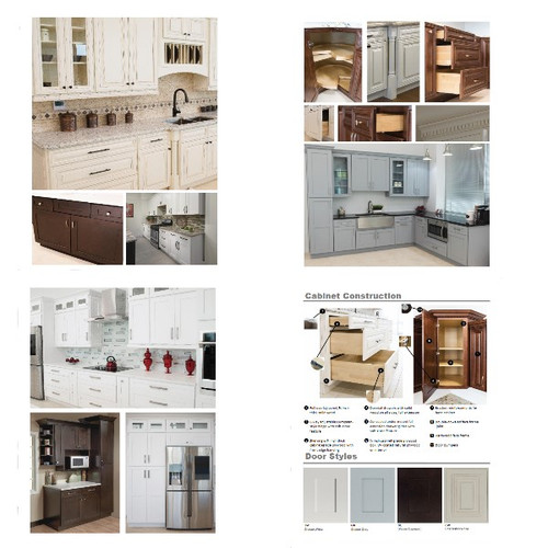 Base Kitchen Cabinets with Soft Close (Special Order)