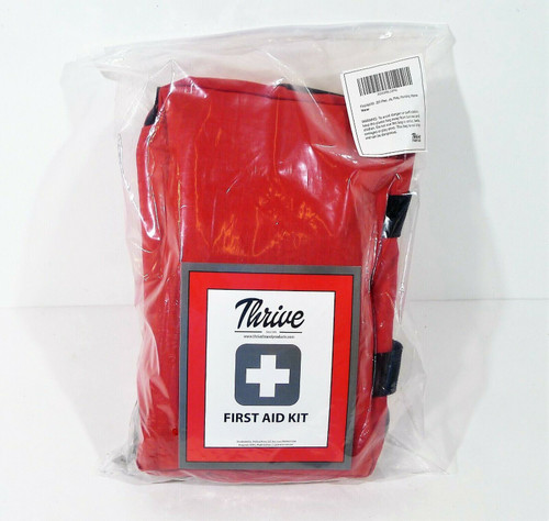 Thrive First Aid Kit – 291 Pieces of First Aid Supplies - NEW IN PACKAGE
