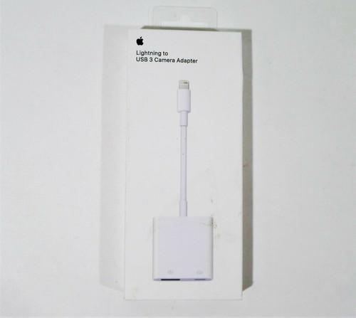 Apple Lightning to USB 3 Camera Adapter - NEW