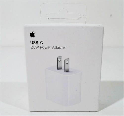 Apple 20W USB-C Power Adapter - NEW