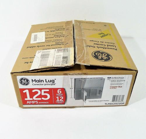 Ge Powermark Gold Load Center Circuit Breaker Panel TLM612SCUDP -  OPEN BOX