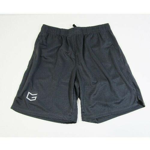 Gradual Men's Dark Gray Activewear Shorts w/ Pockets Size L **NEW IN PACKAGE**
